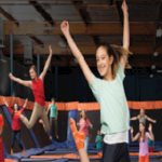 Sky Zone Is The World's First Indoor Trampoline Park
