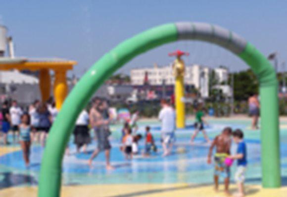 New Jersey Splash Parks