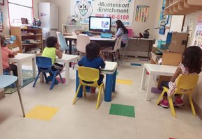 Spring Academy is here for you...Montessori Preschool, Kindergarten & After School