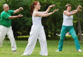 Tai Chi Toward Total Health