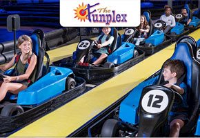 Funplex - Amusement Center Unveils $5 million Expansion in East Hanover, NJ