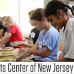 Summer Art Camp at The Visual Arts Center of New Jersey