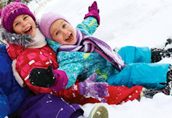 Enjoy Outdoors Winter Fun in NJ with Kids