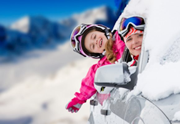 Best Family Getaways to the Mountains this Winter