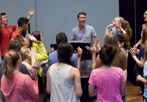 The Power Behind the Noise at Westminster Conservatory Summer Music Camp