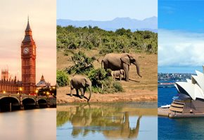 Family Vacation Ideas...Travel The World By Webcam