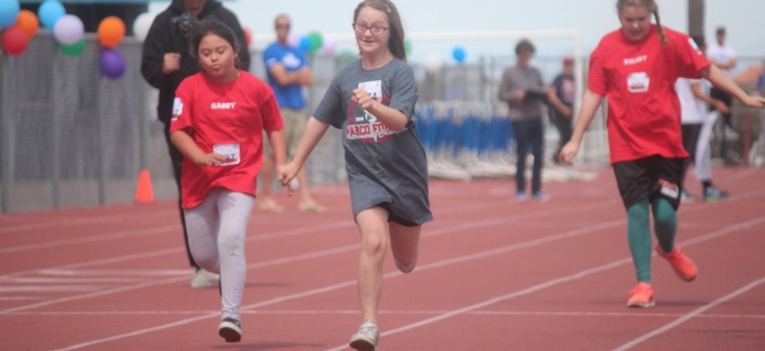 Special Olympics pic