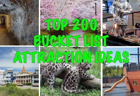 NJ KIDS' BIG Bucket List of Fun Attractions in the Garden State