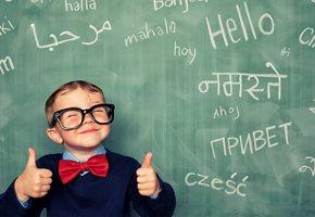 BENEFITING FROM BILINGUALISM ... Language Programs for Kids Offer Huge Advantages