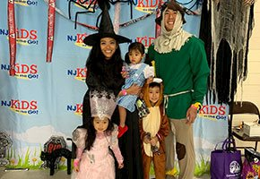 NJ Kids Halloween Monster Mash Dance Party Costume Winners