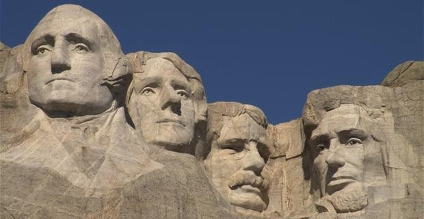 Celebrate Presidents' Day!   A President's Day Quiz
