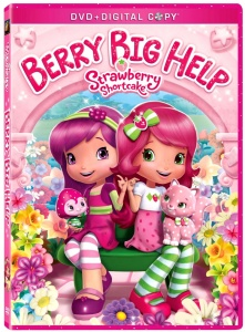 Strawberry Shortcake - Berry Big Help