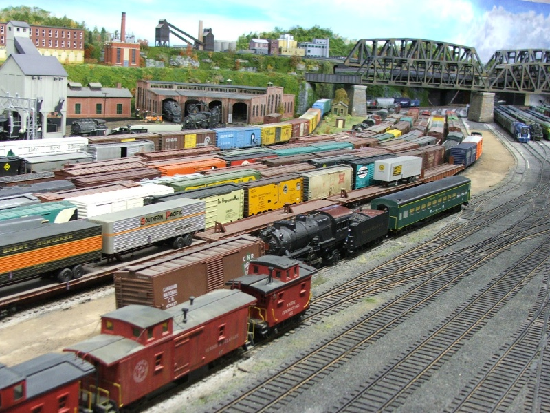 Model Railroad Exhibit