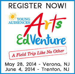 Young Audience of New Jersey Arts Edventure