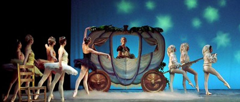 NJ Ballet's Cinderella at BergenPAC