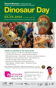 Newark Museum - Dinosaur Day