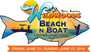 The Wildwoods Beach N Boat Fishing Challenge