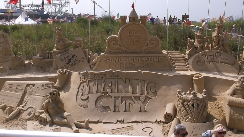 Atlantic City Sculpture