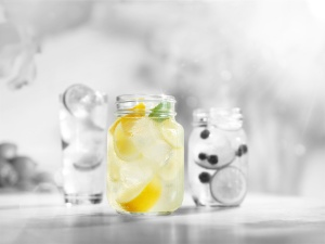Stoli Harvest Lemonade