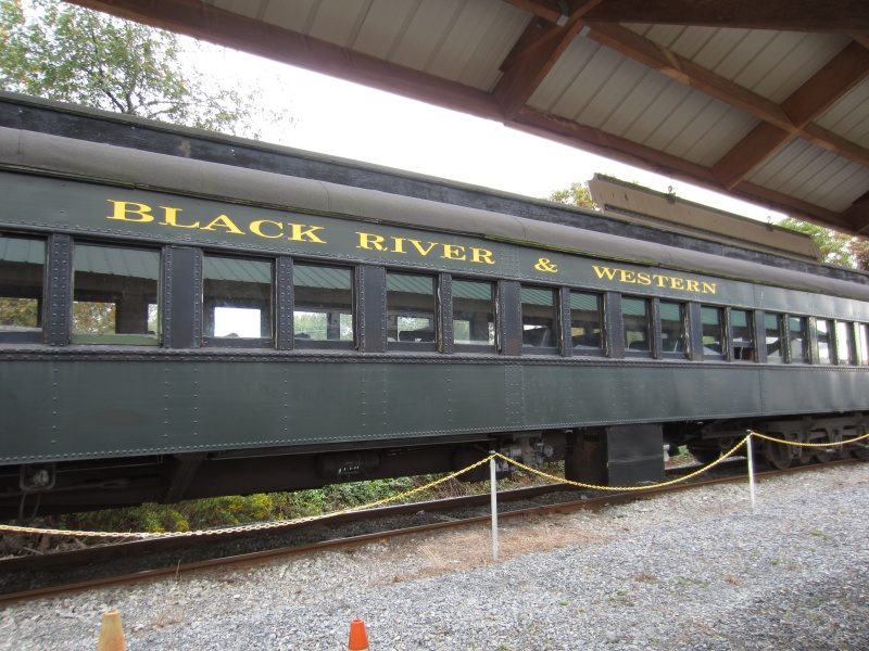Black and Western Railroad
