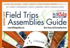 NJ Kids Field Trips & Assemblies Guide Spring 2019