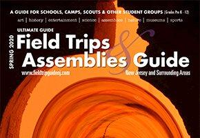 NJ Kids Field Trips & Assemblies Guide Spring 2020
