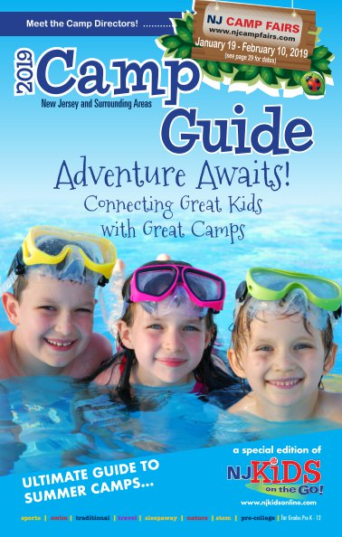 NJ Kids Camp Guide