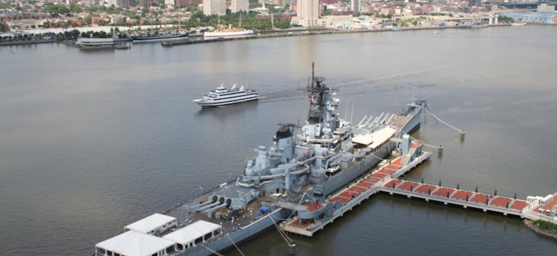 Experience a tour of our nation's most decorated and largest battleship – the Battleship New Jersey Museum and Memorial.