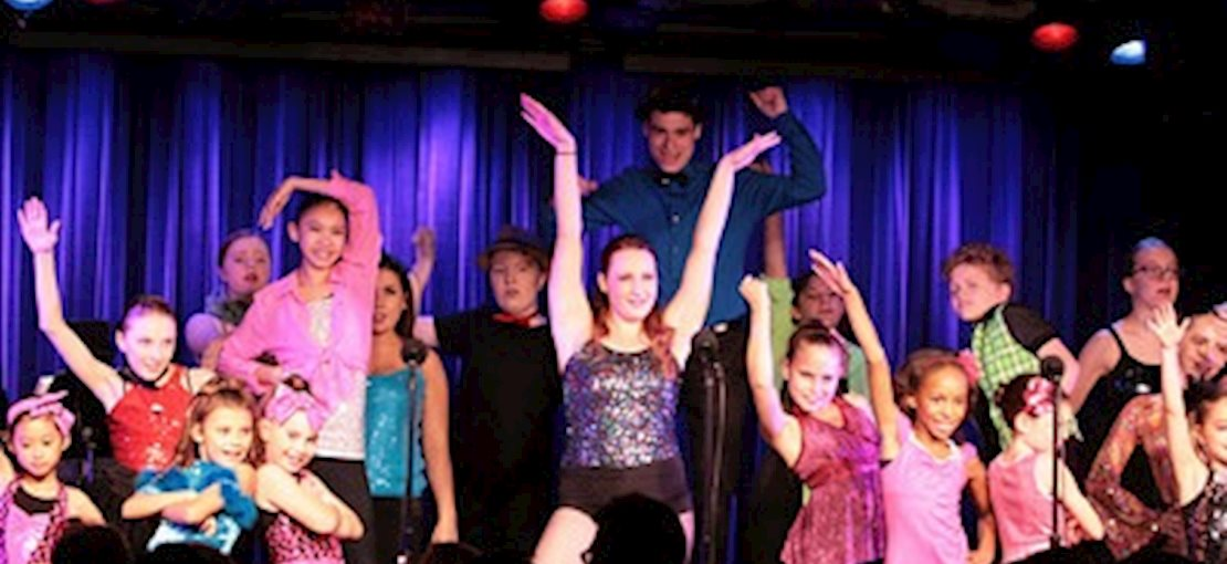 Every student performs in an off Broadway Cabaret Styled show! Every child is given a chance to shine and is taught by professionals from the world of T.V., Film and Broadway!