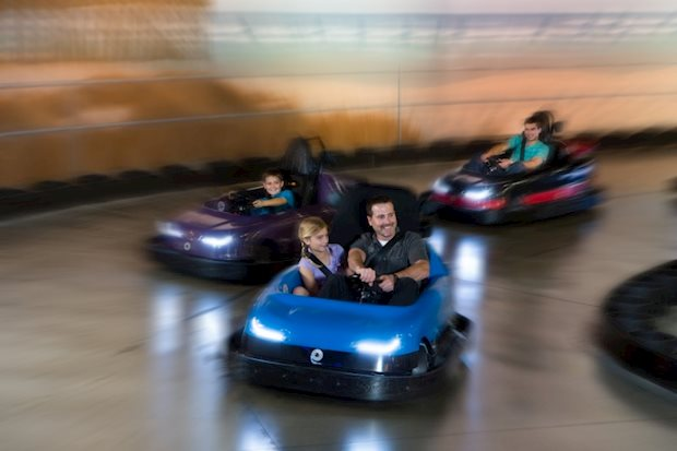 iPlay America: Take a spin around the iPA Speedway and race your friends & family in a thrilling go-kart showdown