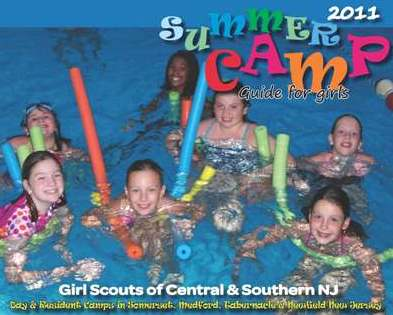 Girl Scout Camp is BEYOND Fun!