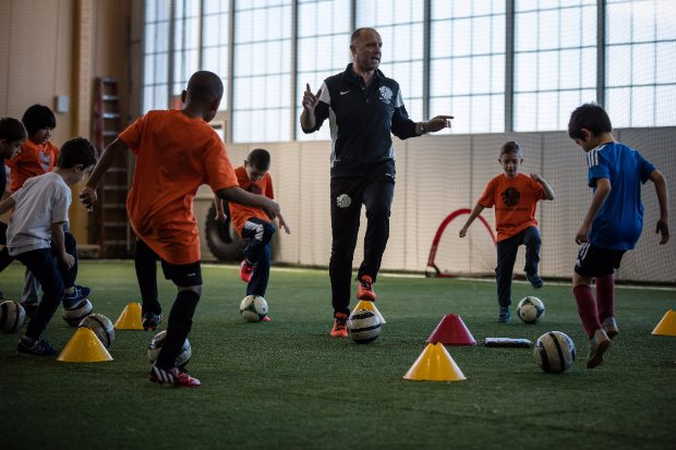Dutch Total Soccer at Soccer Centers