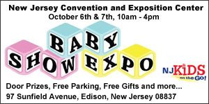 Join NJ Kids: Baby & Toddler Expo at NJ Convention & Exposition