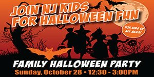 Join NJ Kids: Halloween Dance at the PAL Parsippany - Family Fun, Oct 28