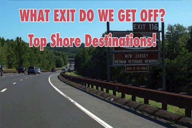 Top NJ Shore & Beach Destinations