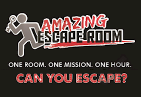 ESCAPE ROOM ADVENTURE is Now Online!