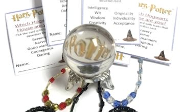 Harry Potter Event at Just Bead Yourself