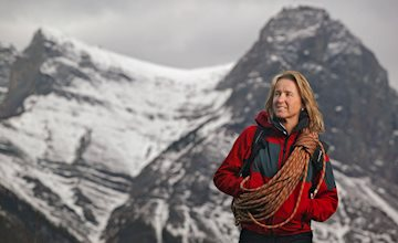 Sharon Wood: First North American Woman to Climb Mount Everest