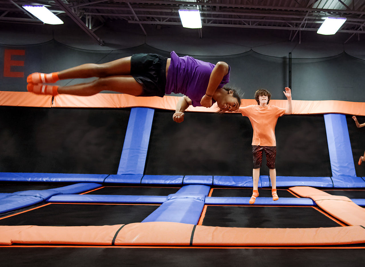 Jump Start at Sky Zone Allendale (Bergen County)