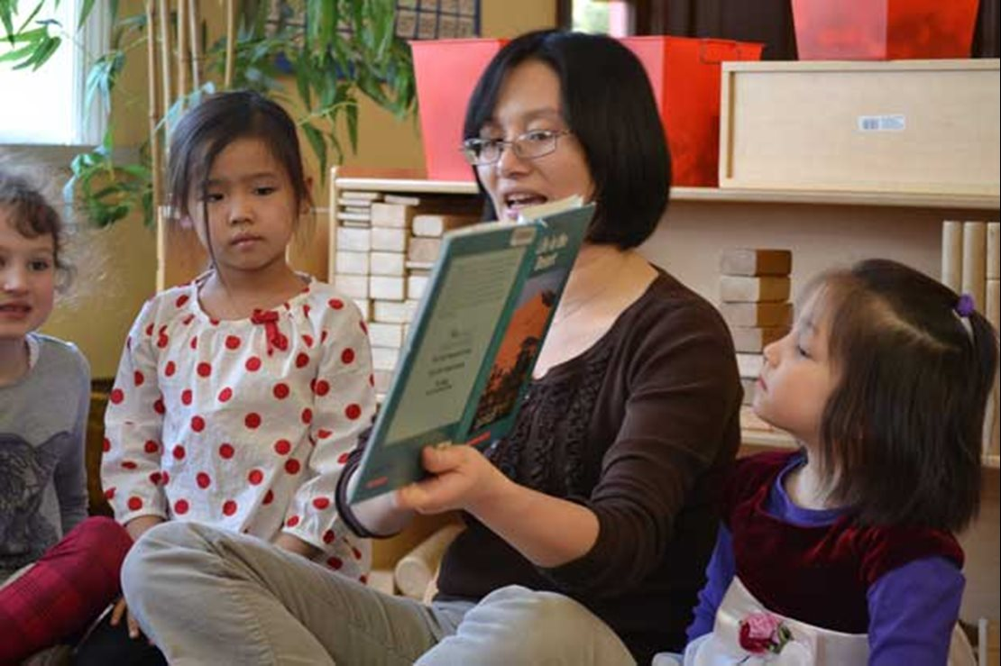 Chinese stories help students connect with the language and culture & traditions of Chinese.