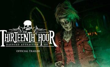 13th Hour Haunted House-Wharton