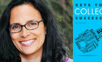 Less Stress College Essays with Author/Educator Sarah Lyman Kravits, Summit, NJ