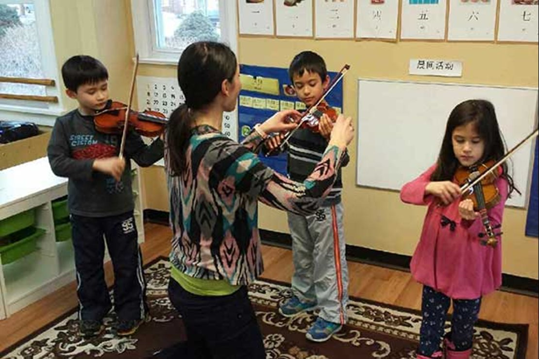 Musical study develops early cognitive development, coordination, and critical thinking skills.