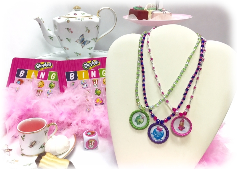 Shopkins Tea Party at Just Bead Yourself
