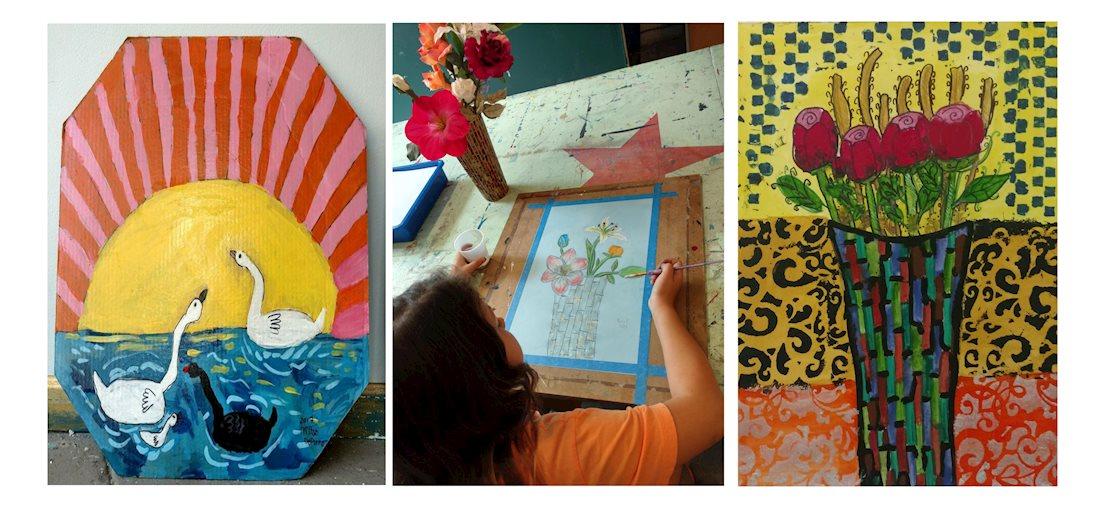 Register for Creative Hands Summer Art Camp!