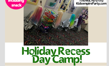 Holiday Recess Day Camp at Kids Empire