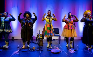 Africa Up Close at The Theatre at Raritan Valley Community College (RVCCArts)