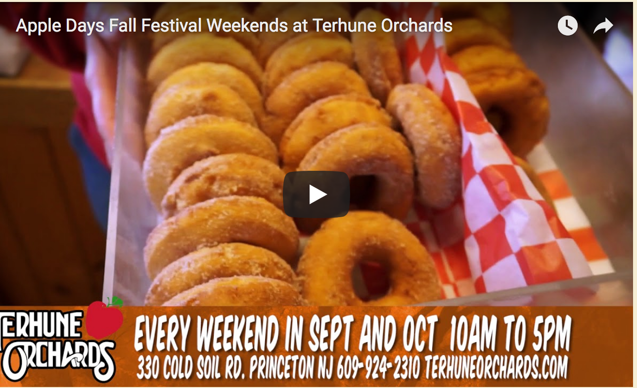 Apple Days Fall Harvest festival Weekends at Terhune Farms