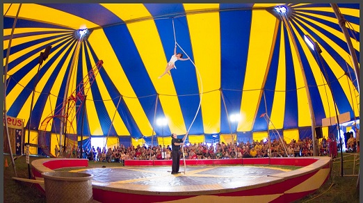 Zerbini Family Circus at Museum Village