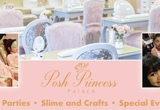 Posh Princess Palace - Beauty and Spa Parties